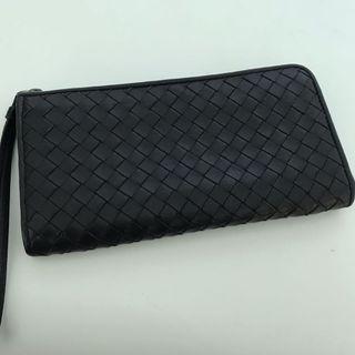 Bottega Veneta Wallet Long Black