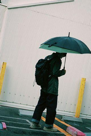 日本wpc延伸雨傘 情侶傘 (3色選擇) 包順豐送工商區/智能櫃自取