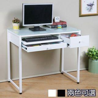 Z~時尚多用途書桌/美甲桌/電腦桌/工作桌(兩色可選)