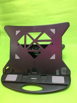 散水特賣/摺合notebook 散熱支架/可調角度及360度旋轉