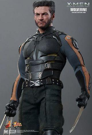 Hottoys MMS264 Wolverine 狼人  全新未開
