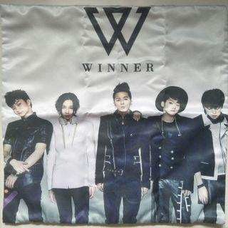 WINNER pillow case