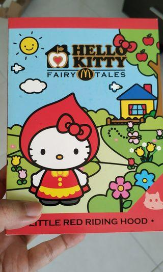 Unioened in box Hello Kitty soft toy