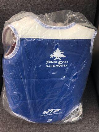 泰拳 用品 保護衣 護甲Thai boxing protector pine tree sang moo san