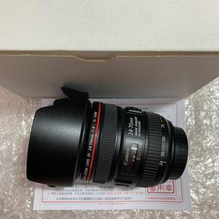 Canon 24-70mm F4 L IS (水) 保內