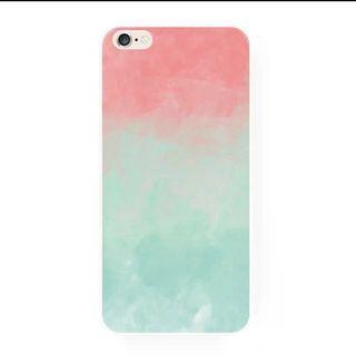 🚚 [現貨]iPhone6色彩漸層手機殼