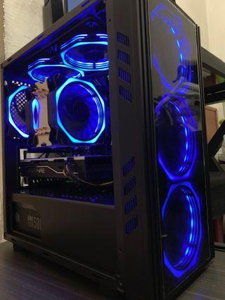🆕 包郵 Gaming PC RX570 RAM 8GB 240SSD 其他新機禁入我主頁😊