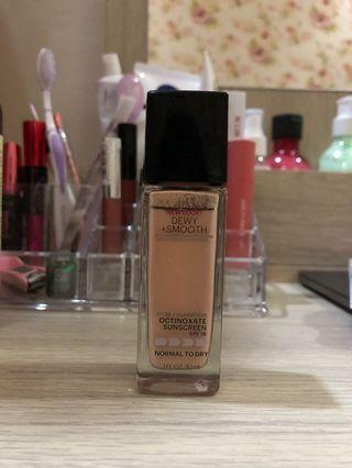 Maybelline Fit Me Foundution