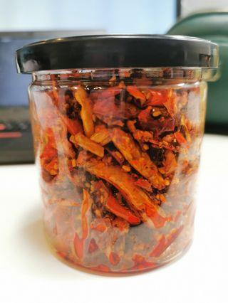 (PO) Healthy and Slender Crunchy Chili