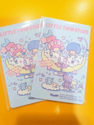 Little Twin Stars Ezlink Card