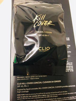 🚚 CLIO Kill Cover Cushion