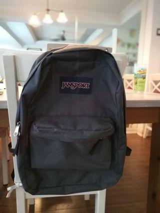 Jansport dark grey backpack