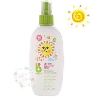 Babyganics Sunscreen Spray 177ml 寶寶天然防曬噴霧  $119