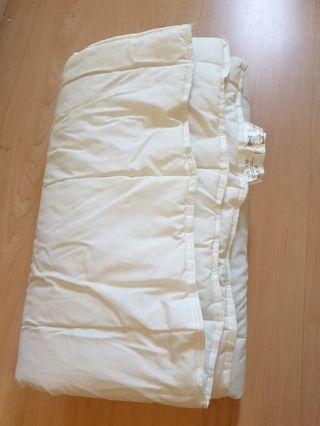 Ikea Baby Quilt & Pillow