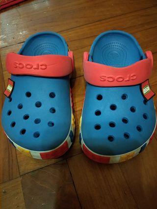 Crocs (Lego)涼鞋