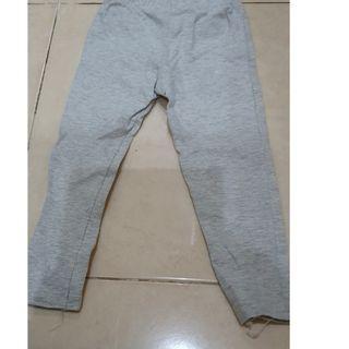 Celana legging bayi perempuan 9-12 bulan