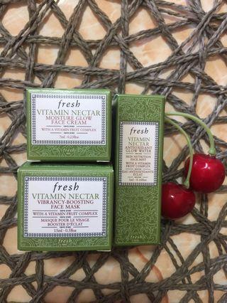 Fresh Vitamin Nectar Series