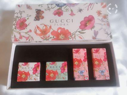🚚 Gucci 花系列香水