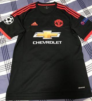 Manchester United 曼聯15/16二客歐聯球衣