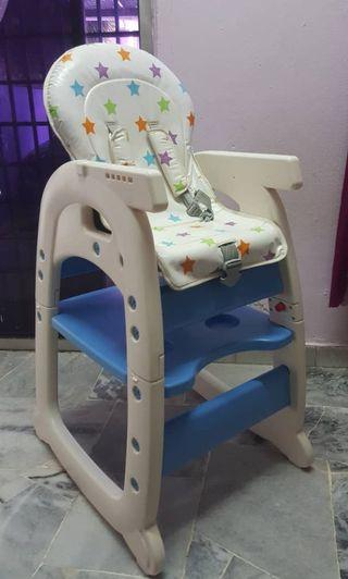 Baby chair 3 in 1