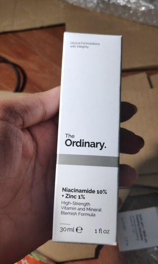 The Ordinary Niacinamide BNEW