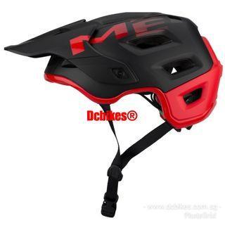 🆕! MET Black/Red Roam MTB Protective Trail Helmet #Dcbikes                                                                                 ✳️Size 56 - 58 cm✳️
