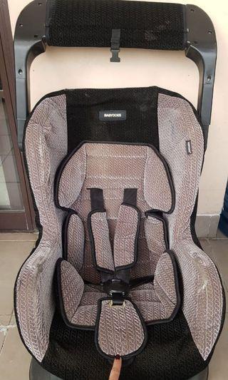 BABYDOES CAR SEAT