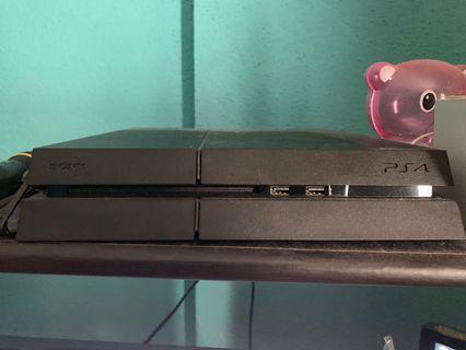 Playstation 4 1TB w/ Final Fantasy game