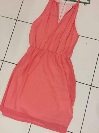 Preloved halter dress