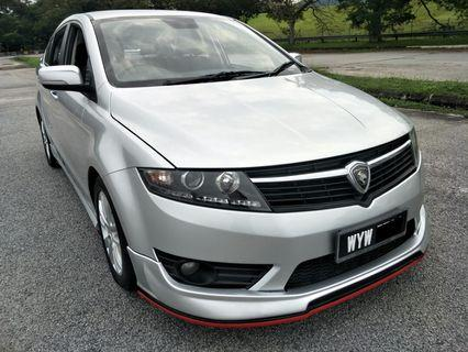 2013 PRORON PREVE 1.6 TURBO (A) PERFECT CONDITION WITH PADDLE SHIFT, BIDYKIT