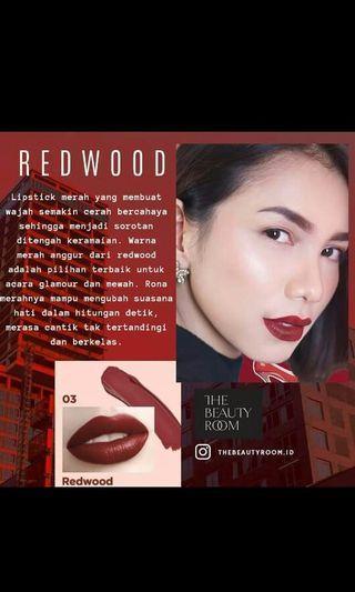 Shanen Red wood