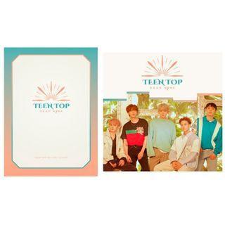 TEEN TOP - Mini Album Vol.9 [DEAR.N9NE]