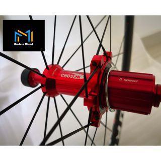 SUQIBA DURAPRO RC3 Full Carbon Wheelset - Brand New!!!