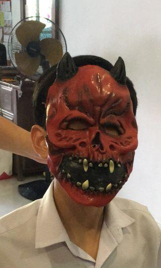 Halloween Mask - Devil