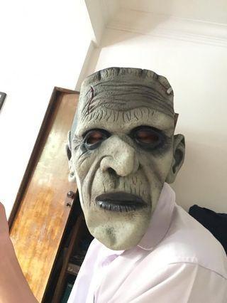 Halloween Mask - Frankenstein Full Head Mask