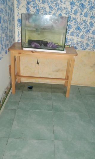 Dijual meja sm aquarium uk 60x40
