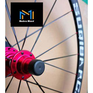 Suqiba Ceramove RC3 Full Carbon Wheelset - Brand New!!!