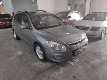 Hyundai i30 Wagon For Rent - Grab / Go-Jek / Personal Usage