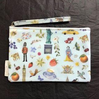 Crabtree 化妝袋 收納袋 小物包 筆袋 多用途袋 Cosmetic bag / Pouch / Storage bag / Multi-purpose bag