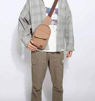 Muzee sling bag, unisex