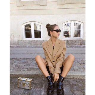 歐美超模款 西裝外套