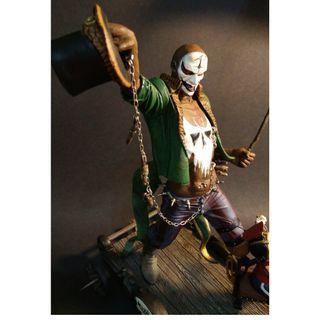 Mcfarlane Infernal ParadeTom Requiem the Ringmaster - not Predator marvel dc star wars