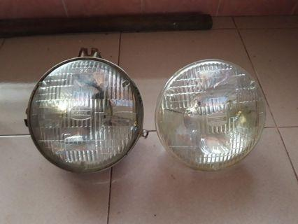 Toyota KE30 Headlight/Lampu Hadapan Katto Original