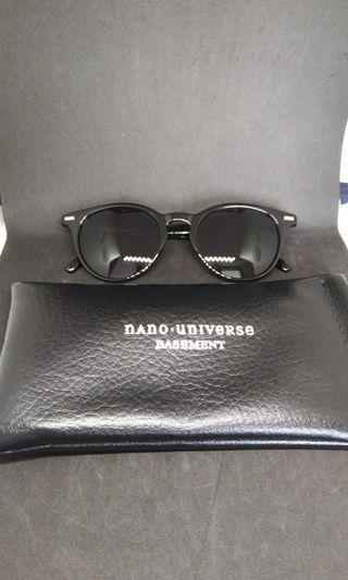 nano universe basement sunglasses