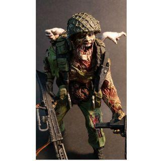 McFarlane Spawn Series 23 Al Simmons - not Alien Predator marvel dc star wars