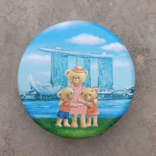 Jenny Cookies Container