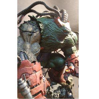 McFarlane Spawn Series 25 The Classic Comic Covers Creech 2  ci.01 - not Alien Predator marvel dc star wars