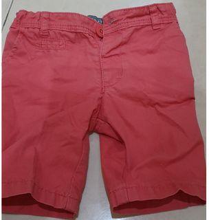Celana pendek gingersnaps 18month