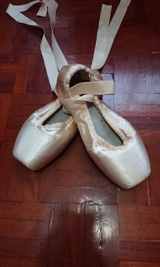 Bloch pointe shoes 芭蕾舞足尖鞋