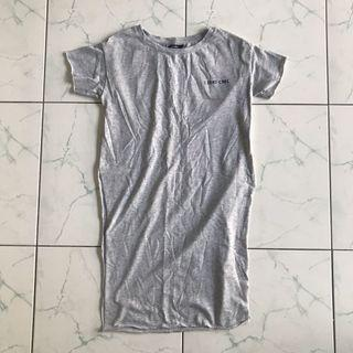 Side Slit Dress Shirt